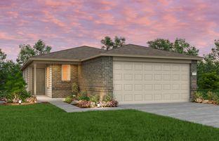 Adams - Sonterra: Jarrell, Texas - Centex Homes