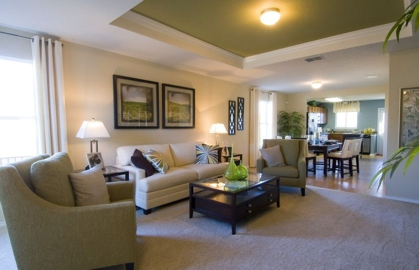 Living Area featured in the Becket By Centex Homes in Austin, TX
