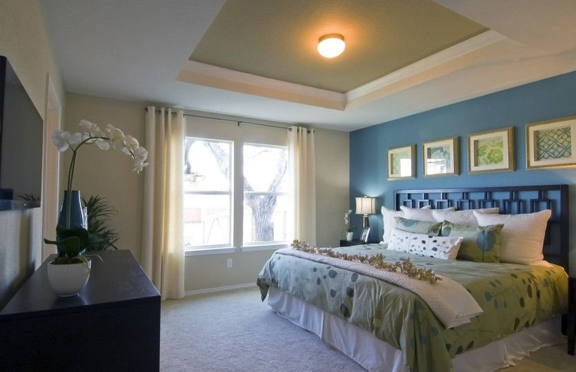 Bedroom featured in the Becket By Centex Homes in Austin, TX
