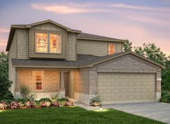 Mesilla - Retreat at Champions Landing: Houston, Texas - Centex Homes