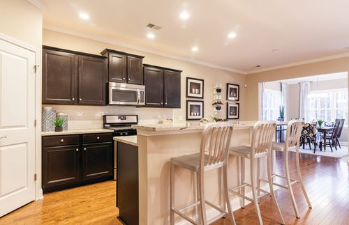 Kitchen-in-Hartwell-at-Wildwood at Avalon-in-McDonough