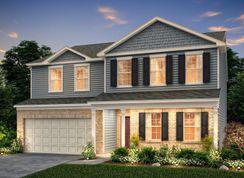 Mitchell - Wildwood at Avalon: McDonough, Georgia - Centex Homes