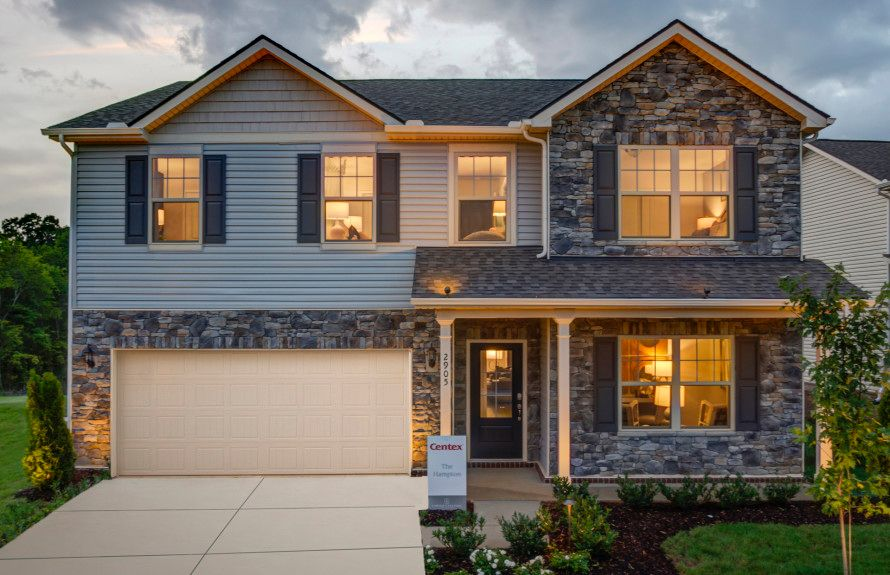 'Homestead at Carter's Station' by Centex Homes - Tennessee - Nashville in Nashville