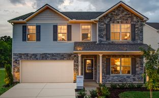Carter's Station by Centex Homes in Nashville Tennessee