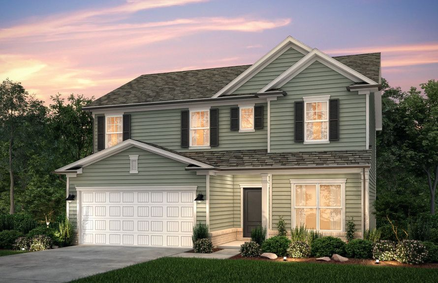 'Lakeshore' by Centex Homes - North Carolina - The Raleigh Area in Raleigh-Durham-Chapel Hill