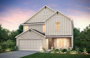Sandalwood - Sterling Ridge: San Antonio, Texas - Centex Homes