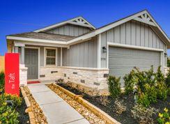 Taft - Katy Crossing: Katy, Texas - Centex Homes