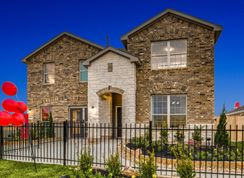 La Salle - The Woods of Conroe: Conroe, Texas - Centex Homes