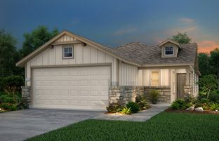 Adams - Sunfield: Buda, Texas - Centex Homes