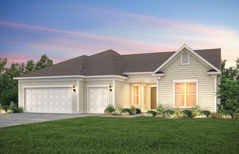Exterior featured in the Dunwoody Way By Centex Homes in Myrtle Beach, SC