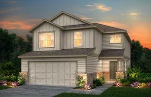 Camelia - Sunfield: Buda, Texas - Centex Homes