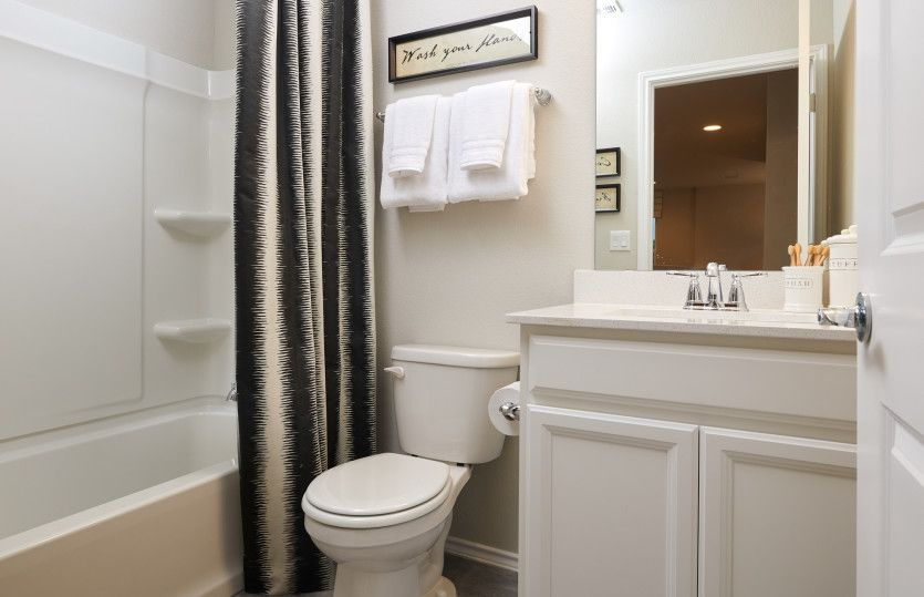 Bathroom featured in the Springfield By Centex Homes in Austin, TX
