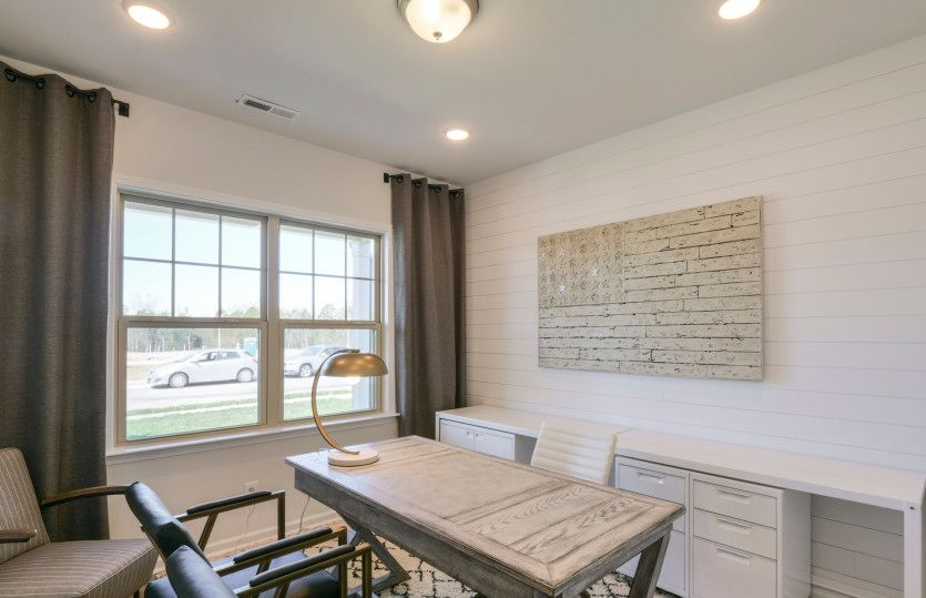 Living Area featured in the Aspire By Centex Homes in Nashville, TN