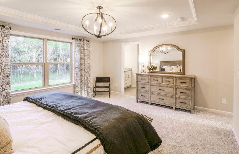 Bedroom featured in the Aspire By Centex Homes in Raleigh-Durham-Chapel Hill, NC
