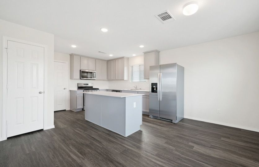 Kitchen featured in the Pierce By Centex Homes in Austin, TX