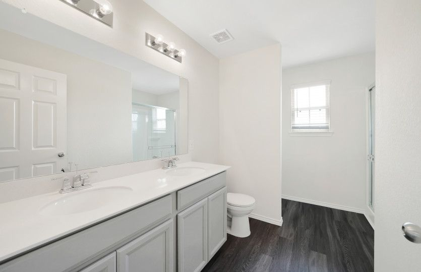 Bathroom featured in the Pierce By Centex Homes in Austin, TX