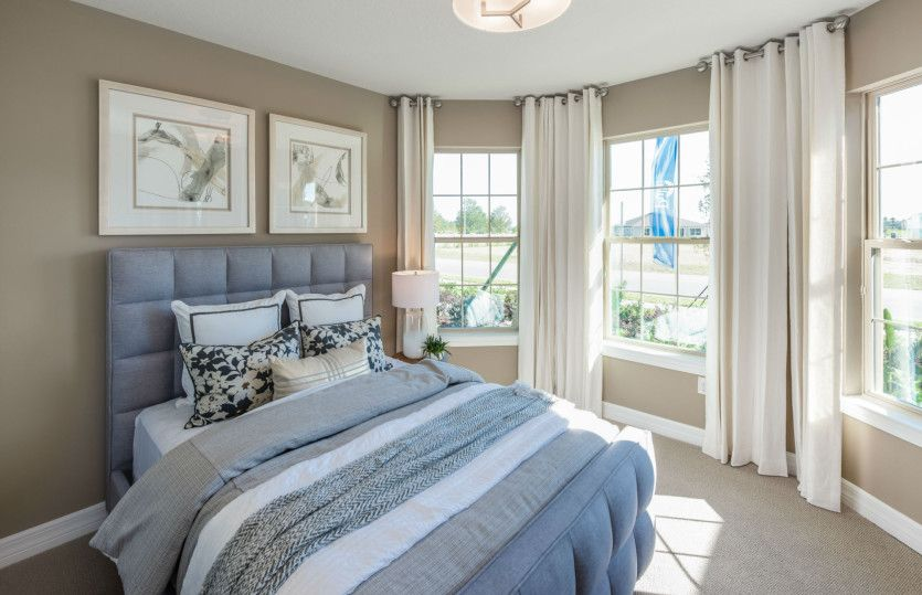 Bedroom featured in the Summerwood By Centex Homes in Tampa-St. Petersburg, FL