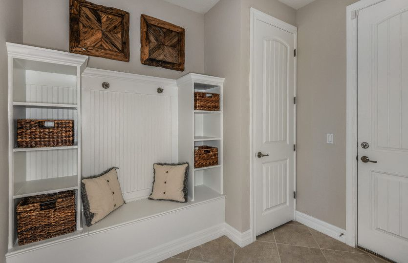 Living Area featured in the Mariner By Centex Homes in Tampa-St. Petersburg, FL