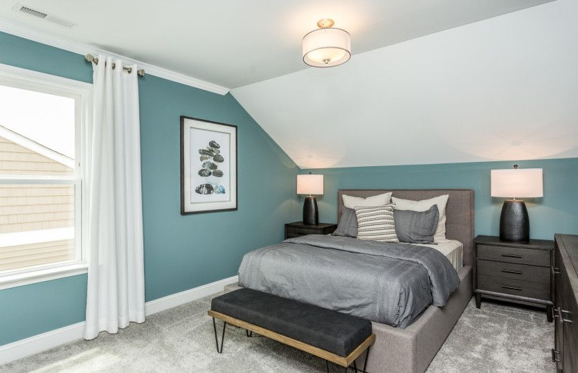 Bedroom featured in the Summerwood By Centex Homes in Raleigh-Durham-Chapel Hill, NC
