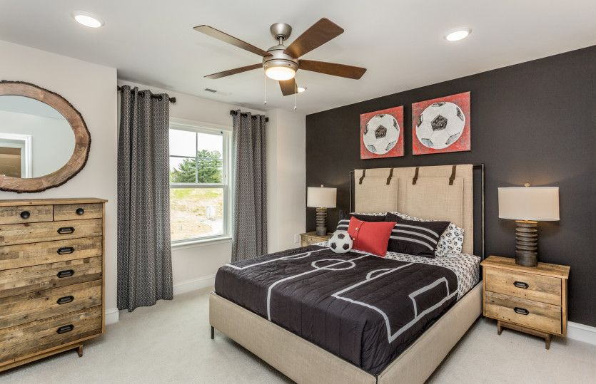 Bedroom featured in the Murray By Centex Homes in Raleigh-Durham-Chapel Hill, NC