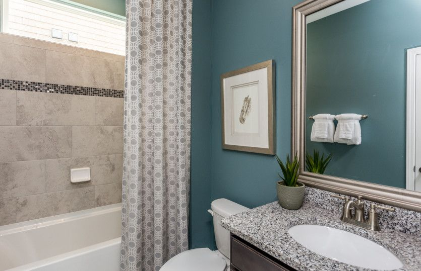 Bathroom featured in the Summerwood By Centex Homes in Raleigh-Durham-Chapel Hill, NC