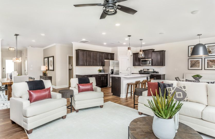 Living Area featured in the Murray By Centex Homes in Raleigh-Durham-Chapel Hill, NC
