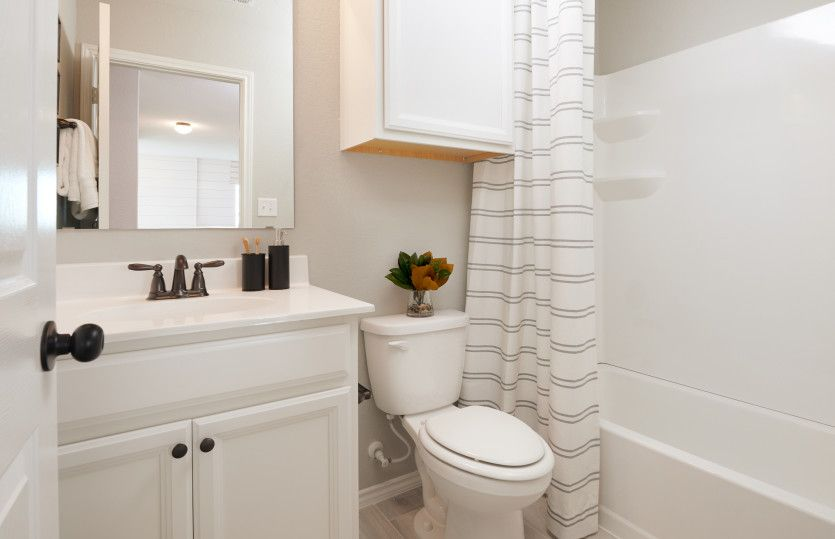 Bathroom featured in the Springfield By Centex Homes in Houston, TX