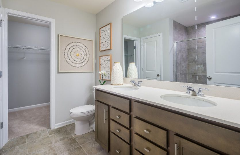 Bathroom featured in the Harris By Centex Homes in Raleigh-Durham-Chapel Hill, NC