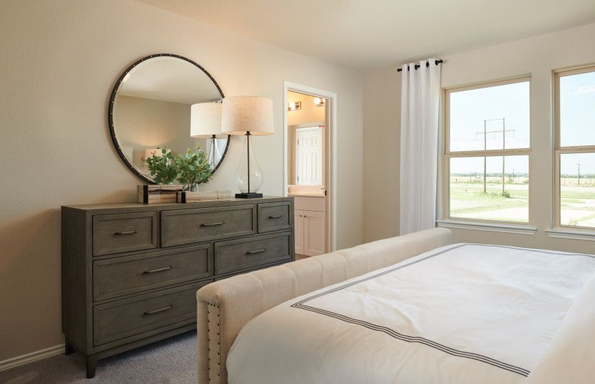 Bedroom featured in the Sandalwood By Centex Homes in Austin, TX