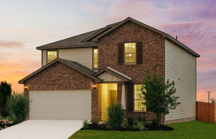 'Sonterra' by Centex Homes - Texas - The Austin Area in Austin