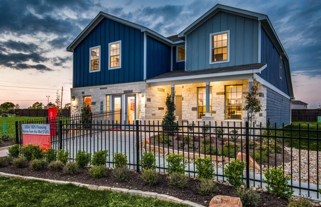 Model Homes Now Open