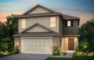 Pierce - Travis Ranch: Forney, Texas - Centex Homes