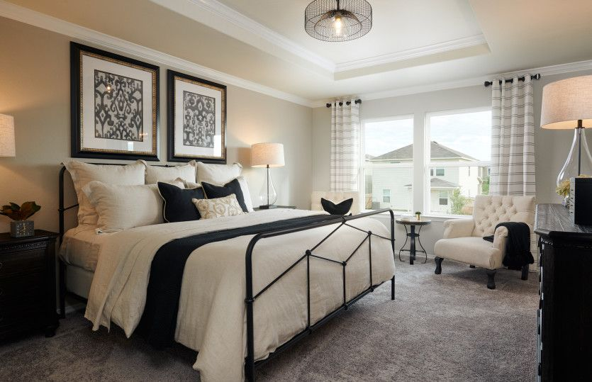 Bedroom featured in the Springfield By Centex Homes in Sherman-Denison, TX