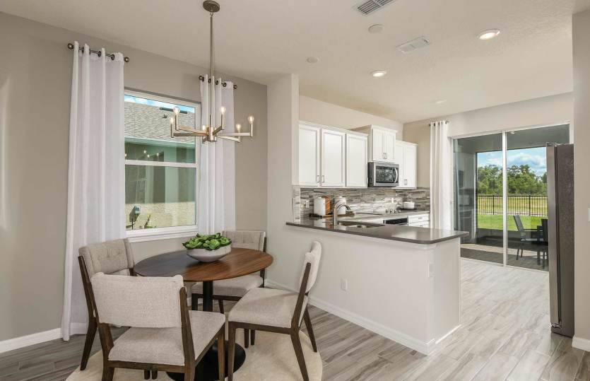Kitchen featured in the Seamist By Centex Homes in Orlando, FL