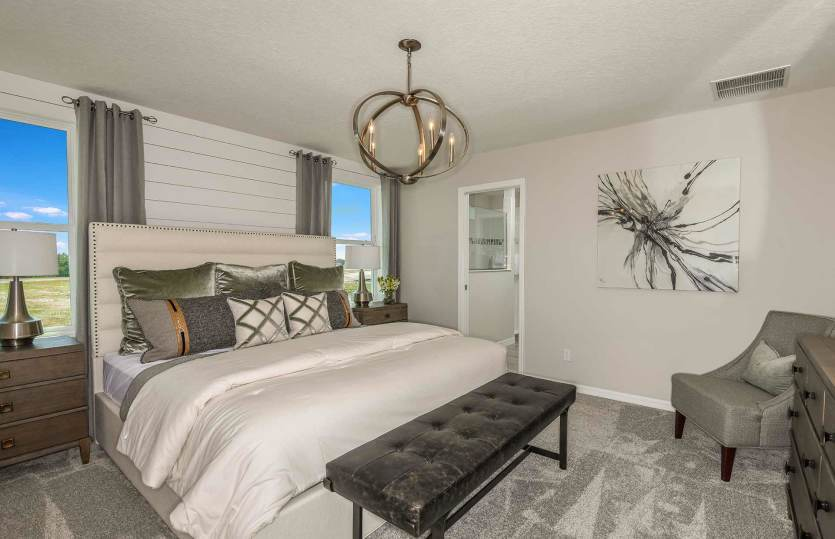 Bedroom featured in the Seamist By Centex Homes in Orlando, FL