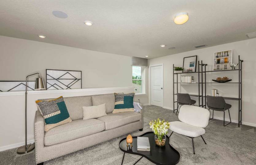 Living Area featured in the Seamist By Centex Homes in Orlando, FL
