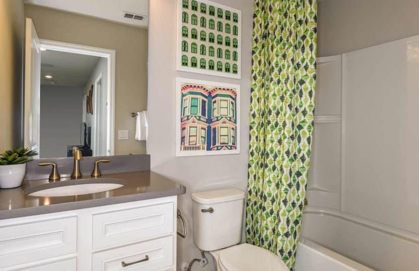 Bathroom featured in the Seamist By Centex Homes in Orlando, FL