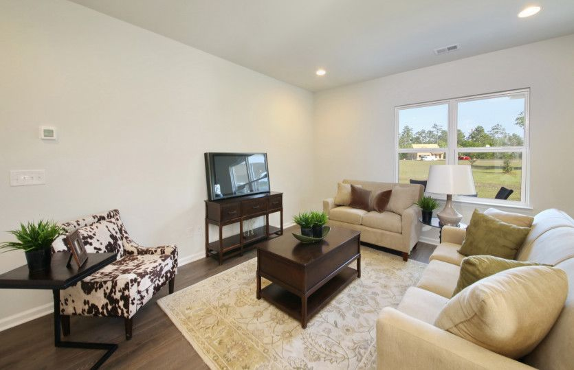 Living Area featured in the Rosemont By Centex Homes in Myrtle Beach, SC