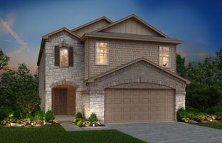 Springfield - Cinco Lakes: San Antonio, Texas - Centex Homes