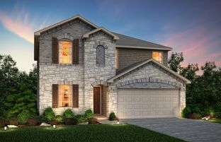 Sandalwood - Cinco Lakes: San Antonio, Texas - Centex Homes