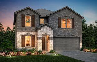 Kisko - Cinco Lakes: San Antonio, Texas - Centex Homes