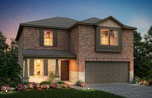 Granville - Cinco Lakes: San Antonio, Texas - Centex Homes