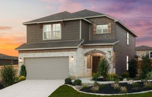 Lincoln - Cinco Lakes: San Antonio, Texas - Centex Homes