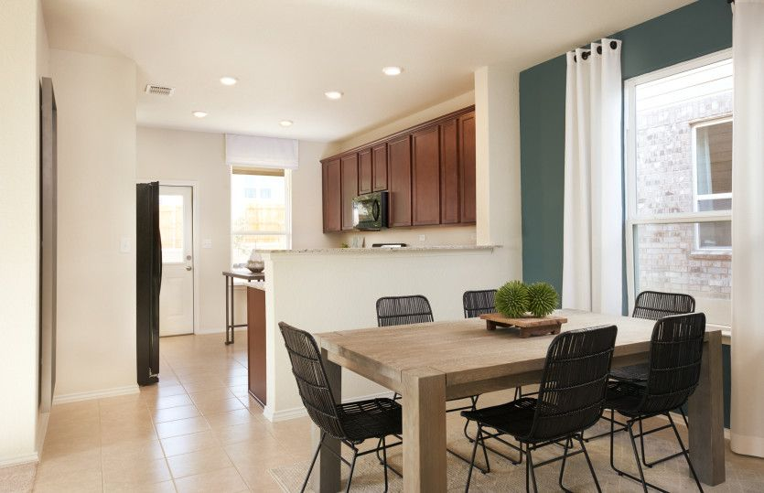 Kitchen featured in the Lincoln By Centex Homes in San Antonio, TX