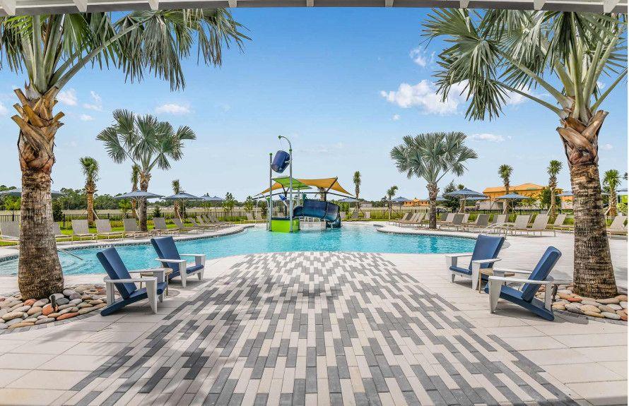 'Wesbridge' by Centex Homes - Florida - Tampa in Tampa-St. Petersburg