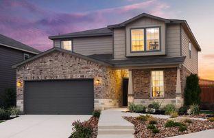 Mesilla - Cinco Lakes: San Antonio, Texas - Centex Homes