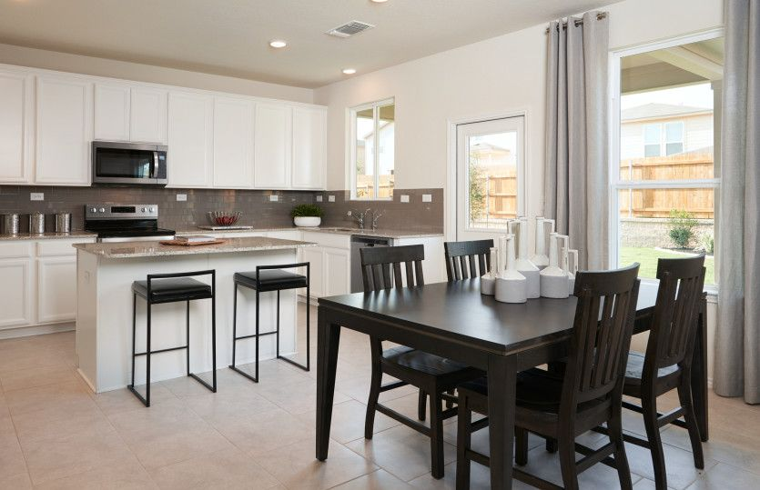 Kitchen featured in the Mesilla By Centex Homes in Fort Worth, TX