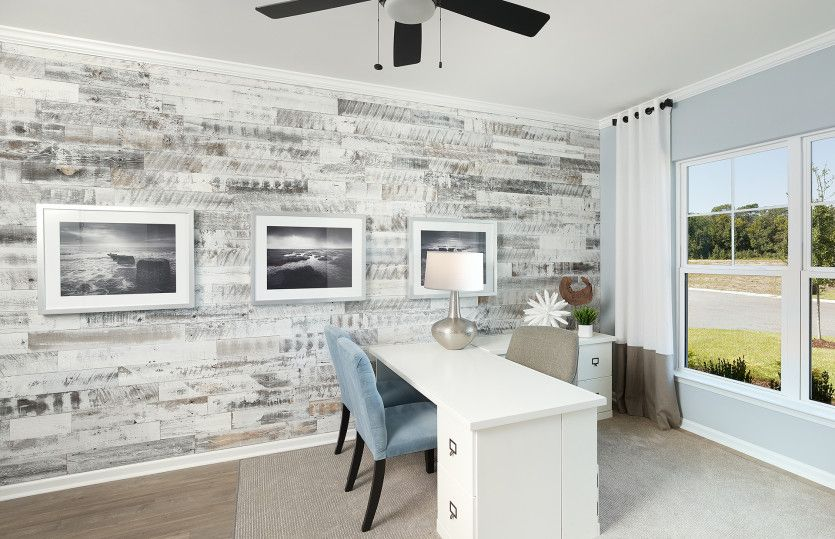 Living Area featured in the Morgan By Centex Homes in Myrtle Beach, SC