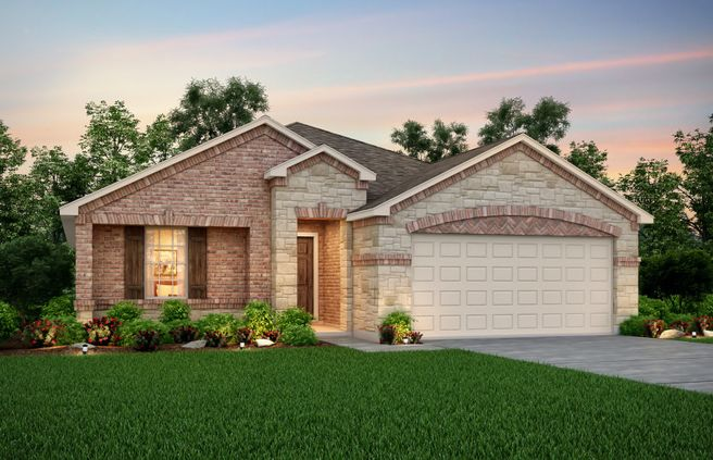 5805 Fantail Drive   MODEL HOME (Eastgate)