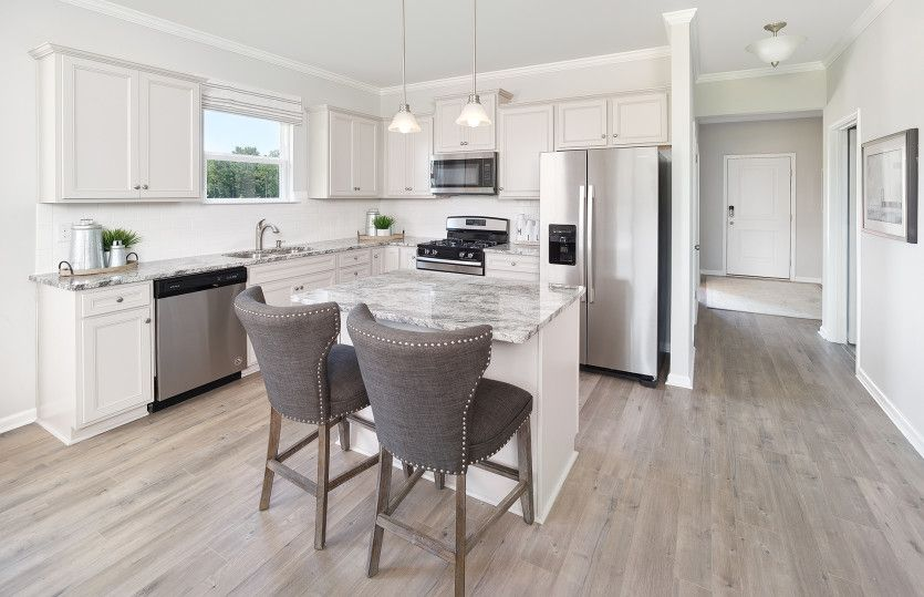 Kitchen featured in the Morgan By Centex Homes in Charleston, SC